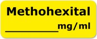 Methohexital ohne mg